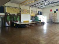 Our fully equipped school hall